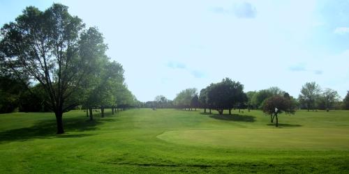 St Johns Northwestern Golf Course By Brian Weis