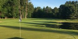 Glacier Wood Golf Club of Iola