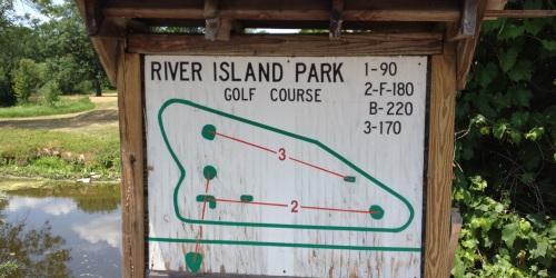 River Island Park Golf Course