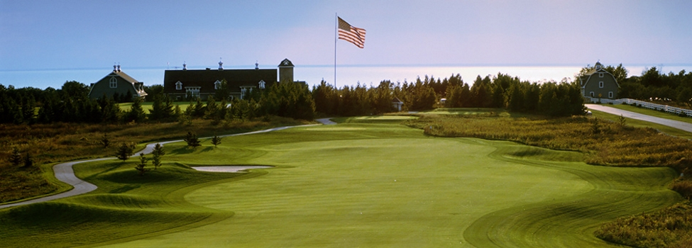 Horseshoe Bay Golf Club Golf In Egg Harbor Wisconsin