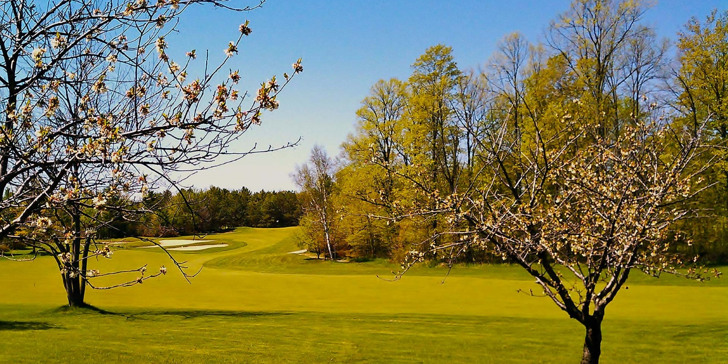 The Orchards At Egg Harbor Golf In Harbor Wisconsin
