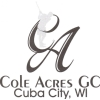 Cole Acres Golf Course