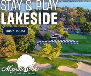 Majestic Oaks Golf Course at Lake Lawn Resort