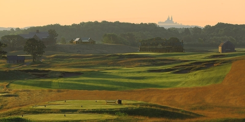 Erin Hills Wisconsin golf packages