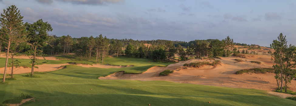 Mammoth Dunes at Sand Valley Golf Resort