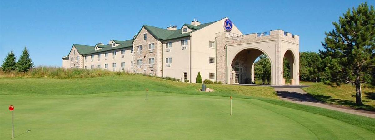 Foxfire Golf Club at Par 4 Resort