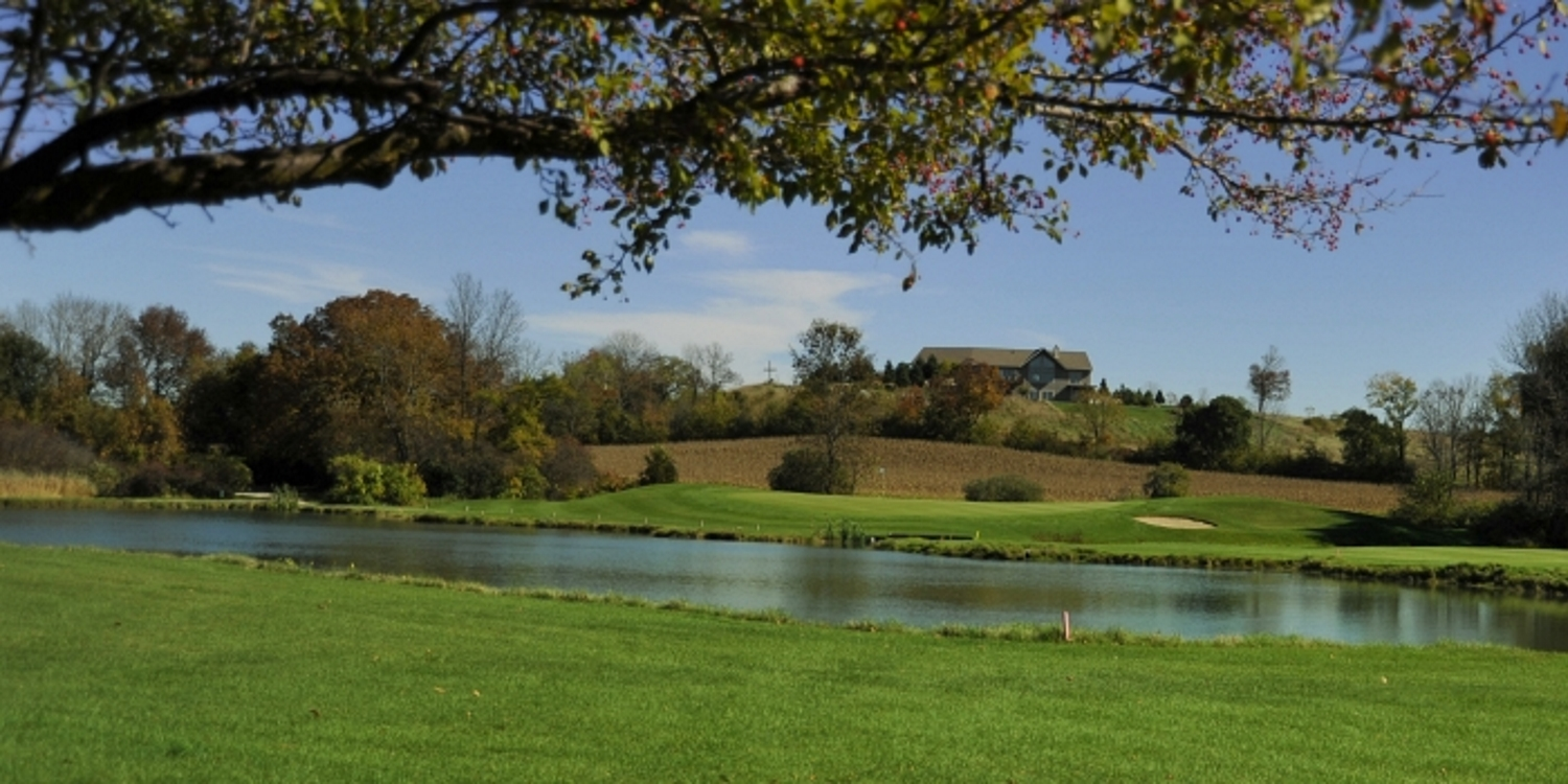 Scenic View Country Club Golf In Slinger Wisconsin