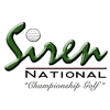 Siren National Championship Golf