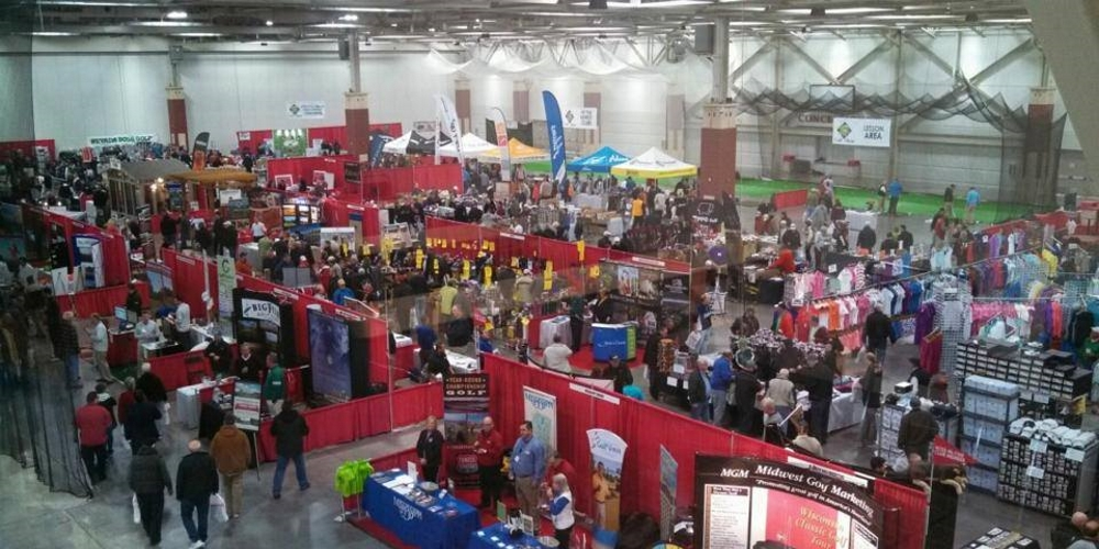 Milwaukee Golf Show 2020.Greater Milwaukee Golf Show Wi At State Fair Park On 03 13