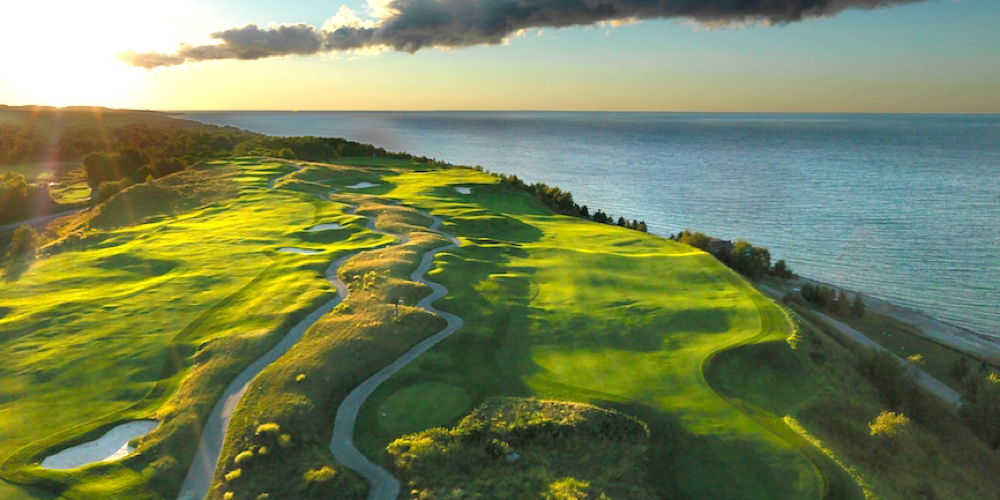 Bay Harbor, Heather at Boyne Highlands Layouts Ranked Among America's 100 Greatest Public Courses