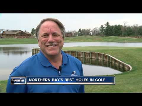Wisconsin's Northern Bay Golf Course Offers One Of The Toughest Holes In The Game